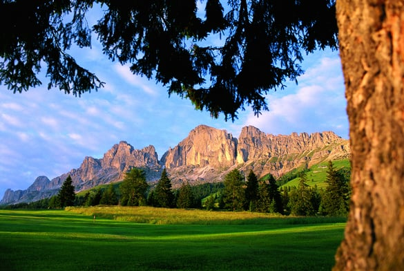 Golf in Alto Adige